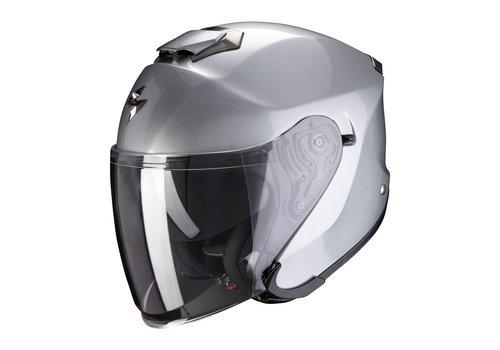 Scorpion Exo-S1 Silver Helmet