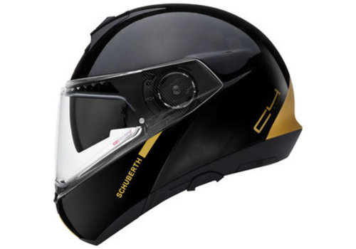 Schuberth C4 Pro Carbon Fusion Gold Helm