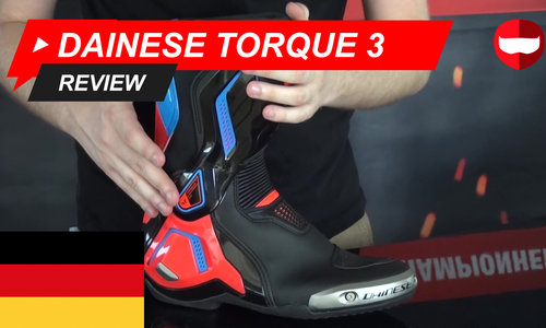 Dainese Torque 3 Out Boots Review