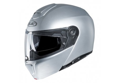 HJC RPHA 90S Silver Helmet