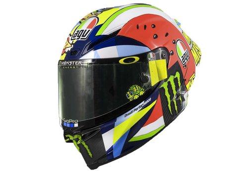 AGV Pista GP RR Misano 2019 Helm