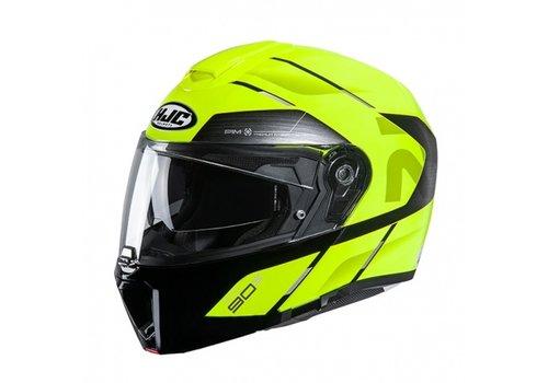 HJC RPHA 90S Bekavo Yellow Helmet
