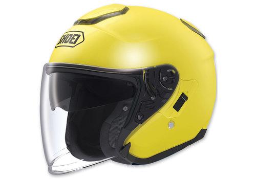 Shoei J-Cruise Helm Geel