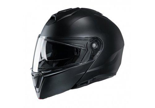 HJC I-90 Semi-Flat Zwart Helm