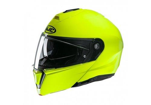 HJC I-90 Green Fluo Helmet