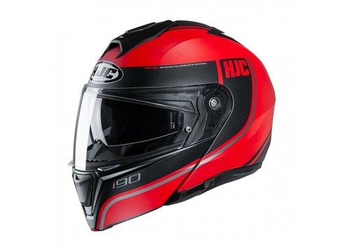 HJC I-90 DAVAN MC1SF Helm