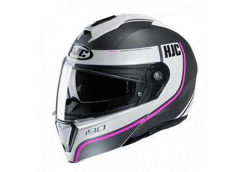HJC I-90 DAVAN MC8SF Helmet