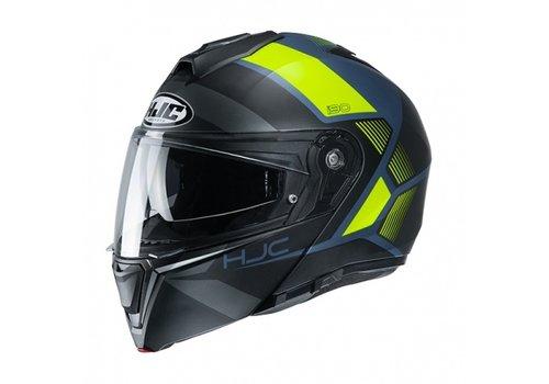 HJC I-90 HOLLEN MC4HSF Helmet