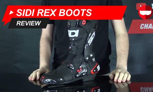 Обзор Sidi Rex Boots