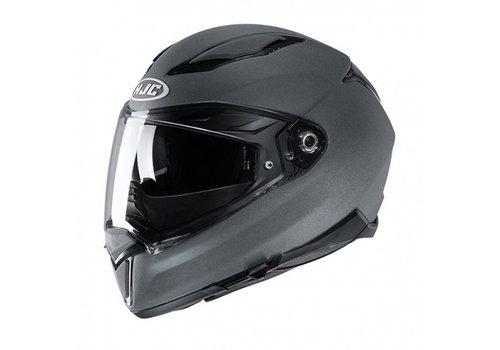 HJC F70 Semi-Flat Stone Grey Helmet