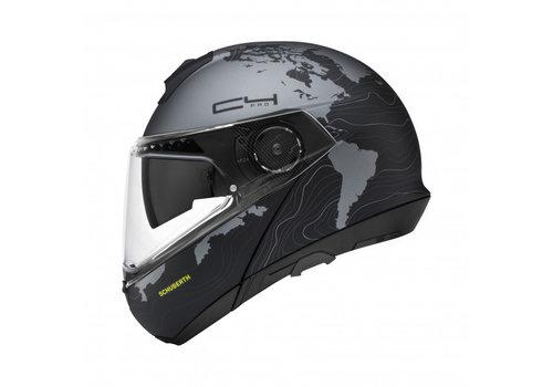 Schuberth C4 Pro Magnitudo Zwart Helm