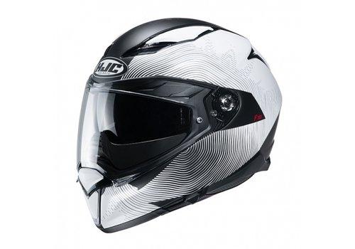 HJC F70 SAMOS  MC10SF Helm