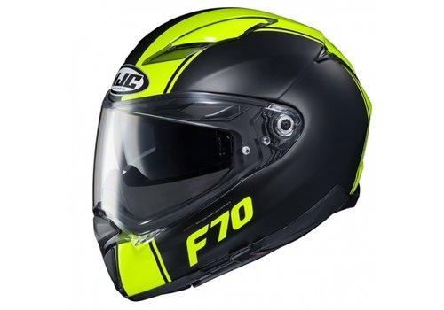 HJC F70 MAGO MC4HSF Helmet