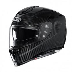 HJC HJC RPHA 70 Carbon Black Helmet + 50% discount Extra Visor!