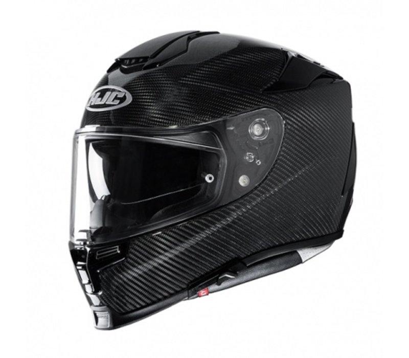 HJC RPHA 70 Carbon Black Helmet + 50% discount Extra Visor!