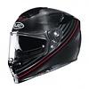 HJC HJC RPHA 70 Carbon ARTAN MC1 Helmet + 50% discount Extra Visor!