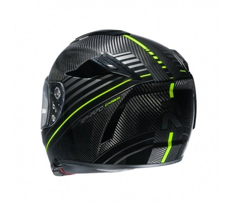 HJC RPHA 70 Carbon ARTAN MC4H Helmet + 50% discount Extra Visor!