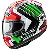 Arai Buy Arai RX-7V Rea Green Helmet? Free Additional Visor!