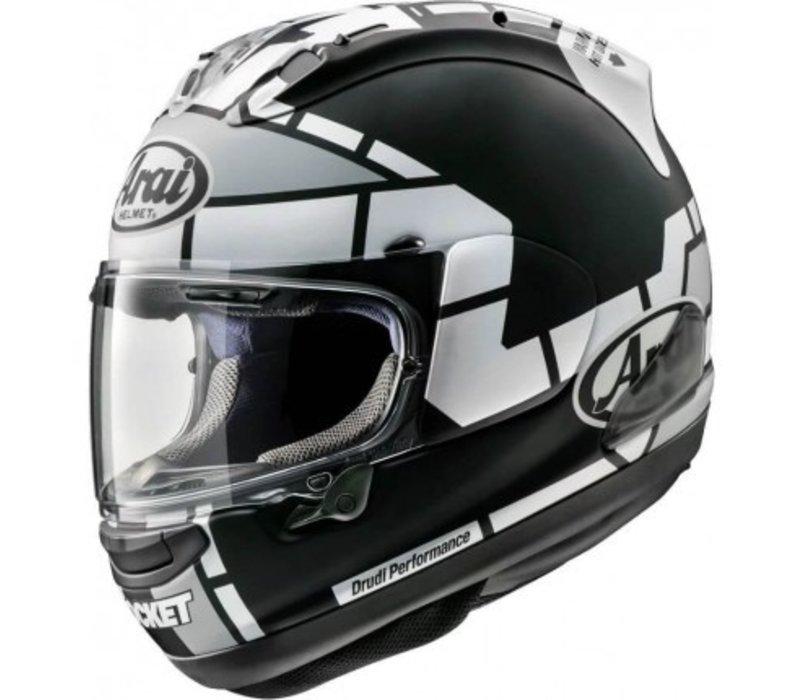 Arai RX-7V Vinales 12 Helm kopen? Gratis Extra Vizier!