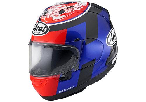 Arai RX-7V Leon Haslam Helmet