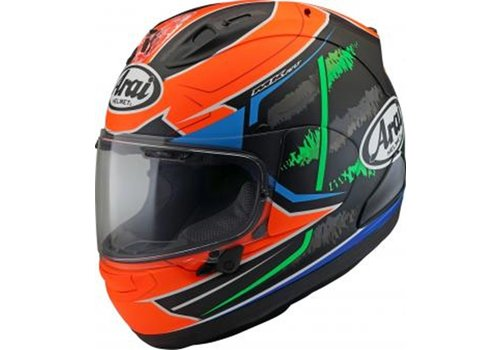Arai RX-7V Michael Van Der Mark Helmet