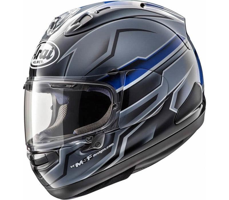 Buy Arai RX-7V Scope Grey Helmet? Free Additional Visor!