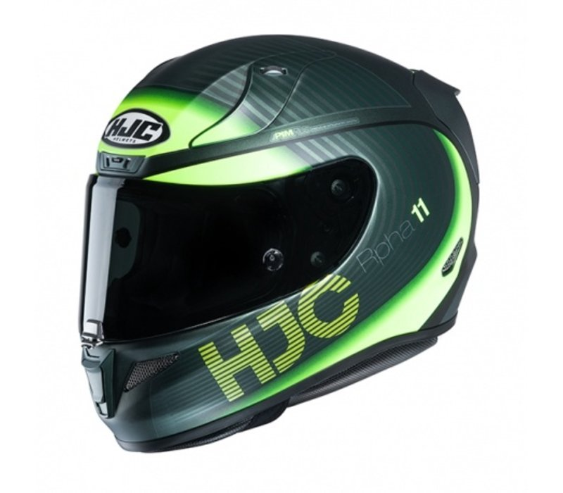 HJC RPHA 11 Bine MC4HSF Helmet + Free Additional Visor!