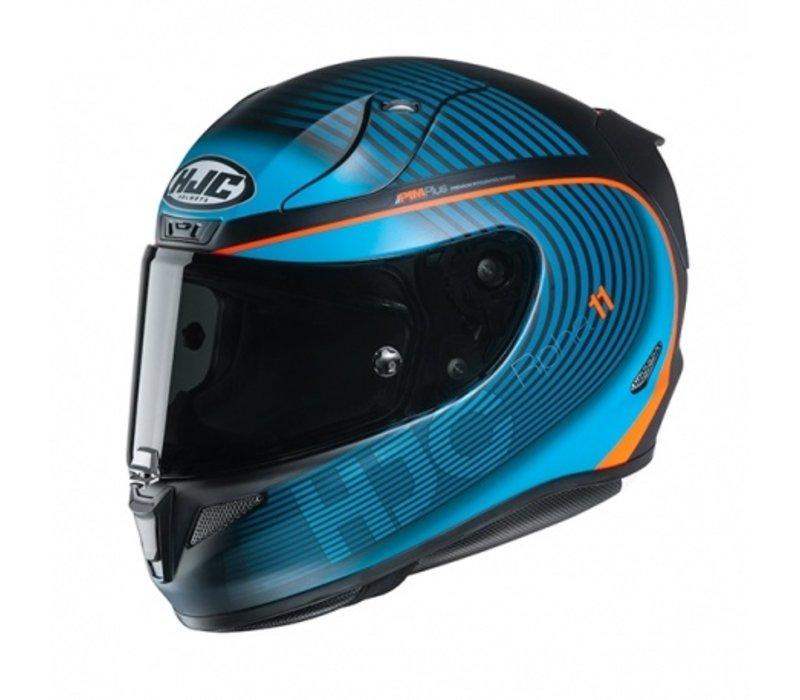 HJC RPHA 11 Bine MC46HSF Helmet + Free Additional Visor!