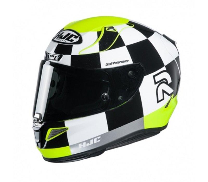 HJC RPHA 11 Misano MC4H Helmet + Free Additional Visor!