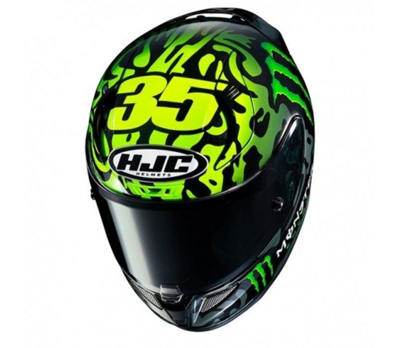 HJC RPHA 11 Crutchlow Special Helmet + Free Additional Visor!