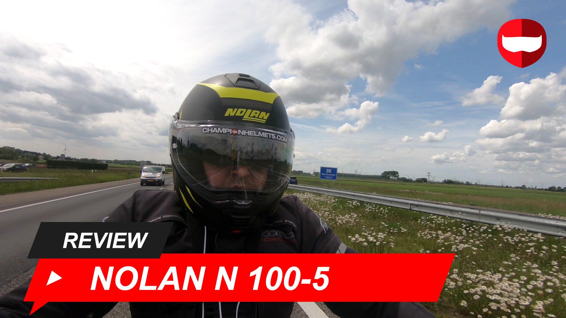 Nolan N100 5 Plus Review