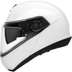 Schuberth Schuberth C4 Pro Lady Helmet Glossy White + Free Additional Visor!