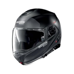 Nolan Buy Nolan N1005 Plus Flat Black Helmet + Free Additional Visor!