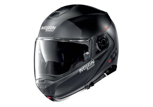 Nolan N100-5 Plus Flat Black Helmet