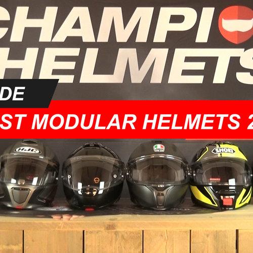 Обзор лучших модульных шлемов 2019 года
