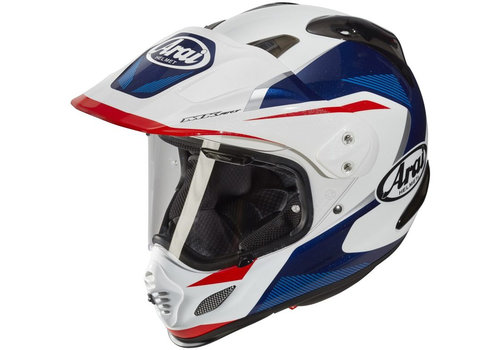 Arai Tour-X4 Break Blue Helmet