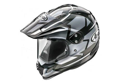 Arai Tour-X4 Depart Gun Metallic Helmet