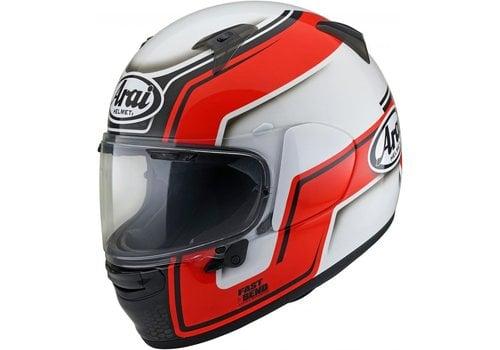 Arai Profile-V Bend Helmet Red