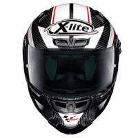X-Lite X-803 RS Ultra Carbon MOTOGP Helm kopen? Gratis Extra Donker Vizier!
