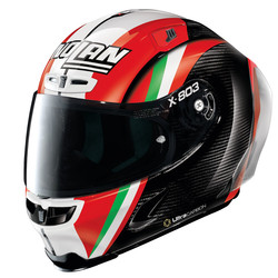 X-LITE Buy X-Lite X-803 RS Ultra Carbon Stoner Together Replica Helmet? Free Additional Dark Smoke Visor!