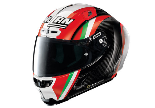 X-LITE X-803 RS Ultra Carbon Stoner Together Replica Helm