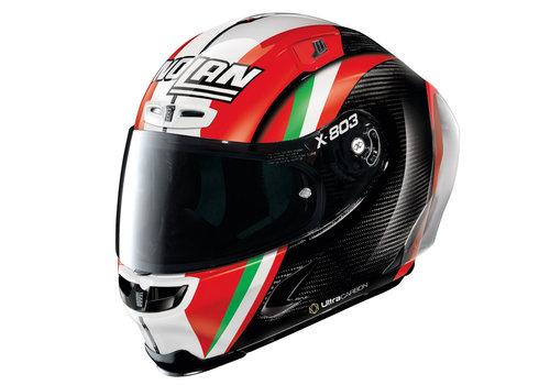 X-LITE X-803 RS Ultra Carbon Stoner Together Replica Helmet