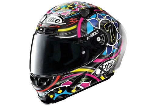 X-LITE X-803 RS Ultra Carbon Davies Replica Helm