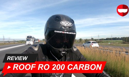 Roof RO200 Carbon Review + Riding Test Video