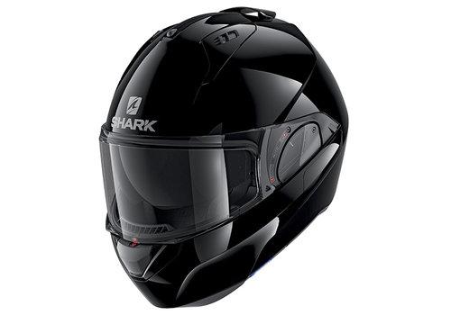 Shark Evo ES Blank BLK Helmet