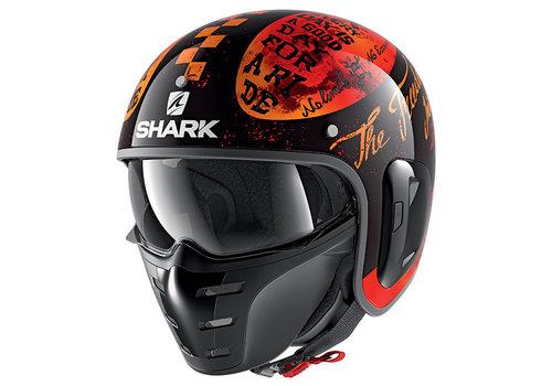 Shark S-Drak 2 Tripp In KOO Helmet