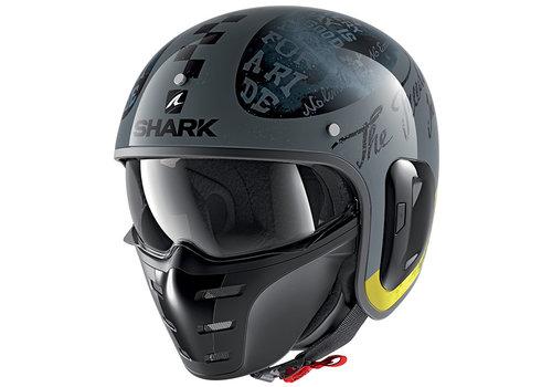 Shark S-Drak 2 Tripp In AAY Helmet