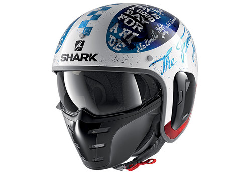 Shark S-Drak 2 Tripp In WBR Helmet