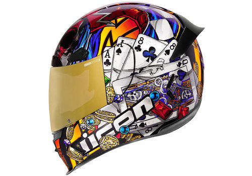 ICON Airframe Pro LUCKY LID 3 Helmet