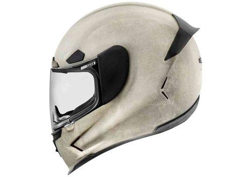ICON Airframe Pro Construct White Helmet